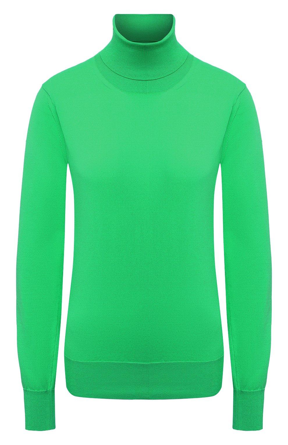 Женская водолазка TOM FORD зеленого цвета, арт. MAK1031-YAX283 | Фото 1