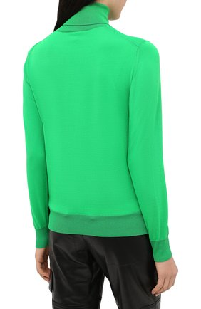 Женская водолазка TOM FORD зеленого цвета, арт. MAK1031-YAX283 | Фото 5