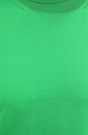 Женская водолазка TOM FORD зеленого цвета, арт. MAK1031-YAX283 | Фото 6