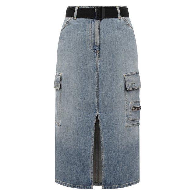 Джинсовая юбка 3x1