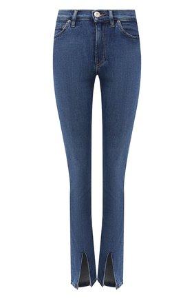 Женские джинсы 3X1 синего цвета, арт. WP0291077/ANDREA | Фото 1