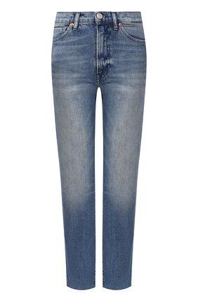 Женские джинсы 3X1 синего цвета, арт. WP0171079/EIZA | Фото 1