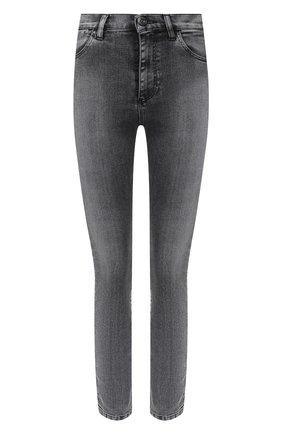 Женские джинсы 3X1 серого цвета, арт. W3XCS1078/ASHA | Фото 1