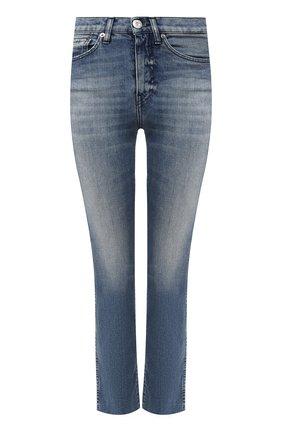 Женские джинсы 3X1 синего цвета, арт. W3SAC1079/EIZA | Фото 1