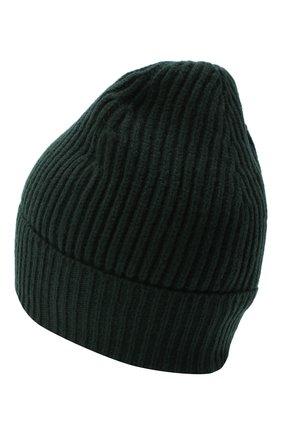 Женская шерстяная шапка MAISON MARGIELA зеленого цвета, арт. S51TC0031/S17482 | Фото 2