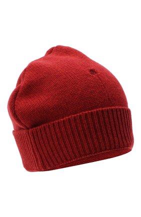 Женский шерстяная шапка MAISON MARGIELA красного цвета, арт. S51TC0036/S17486 | Фото 1