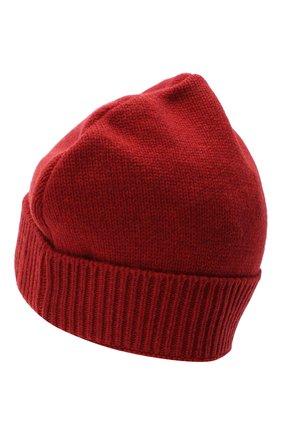 Женский шерстяная шапка MAISON MARGIELA красного цвета, арт. S51TC0036/S17486 | Фото 2