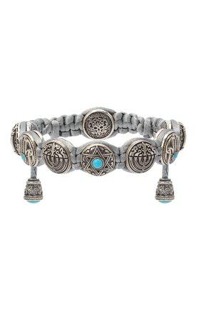 Женский браслет в добрый час GL JEWELRY серебряного цвета, арт. M470001-S97-431 | Фото 1