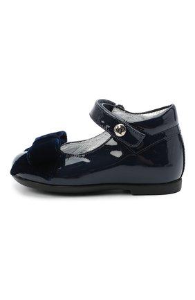 Детские туфли MISSOURI синего цвета, арт. 4394N/18-26   Фото 2