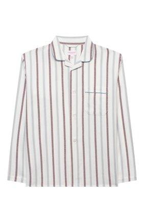 Детская хлопковая пижама DEREK ROSE разноцветного цвета, арт. 7025-KELB013/3-12 | Фото 2