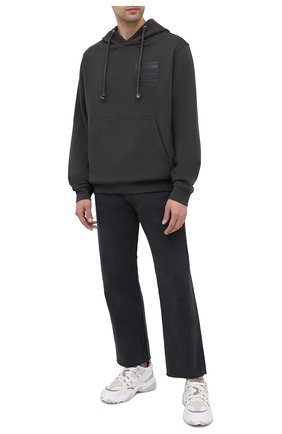 Мужские джинсы MAISON MARGIELA темно-серого цвета, арт. S50LA0163/S30642 | Фото 2