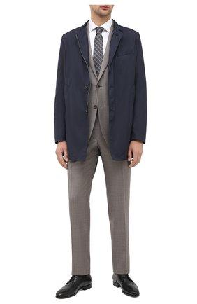 Мужская хлопковая сорочка CORNELIANI белого цвета, арт. 86P100-0811262/00 | Фото 2