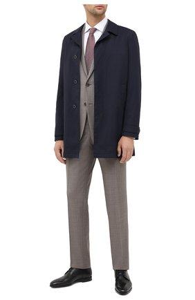 Мужская хлопковая сорочка CORNELIANI белого цвета, арт. 86P150-0811211/00 | Фото 2