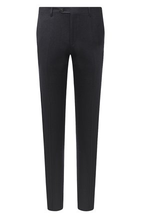 Мужские шерстяные брюки CORNELIANI темно-серого цвета, арт. 865B01-0818111/02   Фото 1