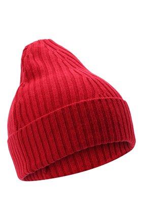 Мужская шапка из шерсти и кашемира MAISON MARGIELA красного цвета, арт. S50TC0047/S17377 | Фото 1