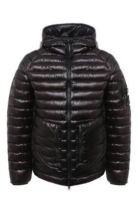Мужская пуховая куртка C.P. COMPANY черного цвета, арт. 09CM0W065A-005791A | Фото 1