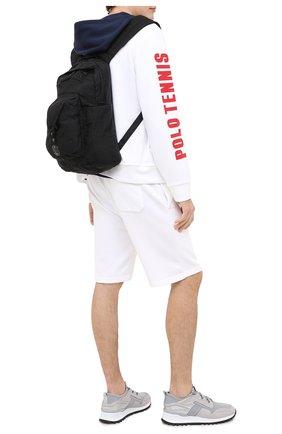 Мужской текстильный рюкзак C.P. COMPANY черного цвета, арт. 09CMAC106A-005269G | Фото 2