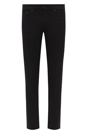 Мужские джинсы POLO RALPH LAUREN черного цвета, арт. 710803627 | Фото 1