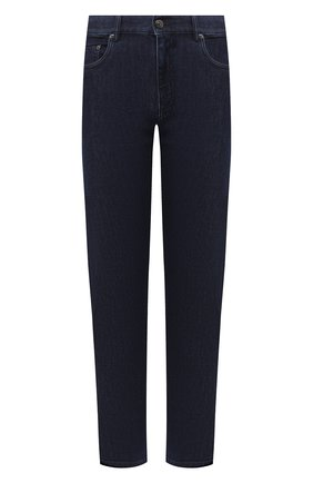 Мужские джинсы ERMENEGILDO ZEGNA синего цвета, арт. UVI70/JS02 | Фото 1