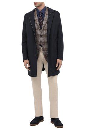 Пиджак из шелка и кашемира | Фото №2