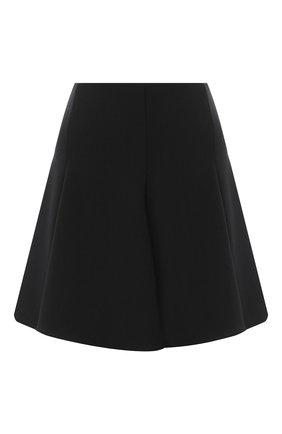 Женская юбка VALENTINO черного цвета, арт. UB3RA6A25JN   Фото 1