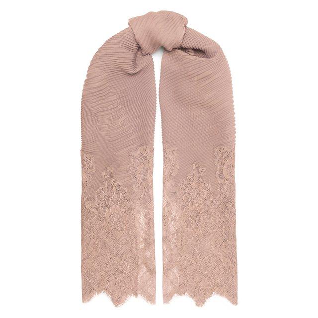Кашемировый шарф Valentino Garavani Valentino