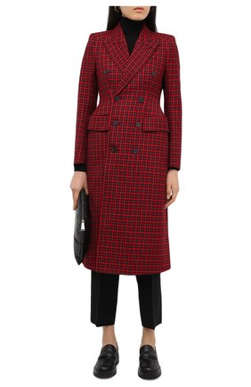 Женские кожаные лоферы martins GIANVITO ROSSI черного цвета, арт. G25159.20G0M.CLNNER0 | Фото 2