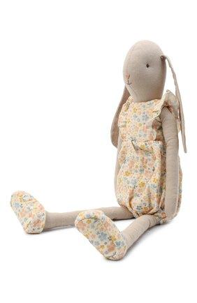 Детского игрушка заяц MAILEG бежевого цвета, арт. 16-0401-00   Фото 2