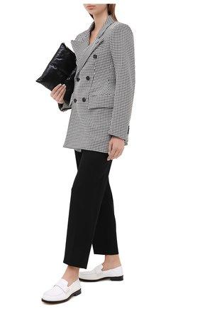 Женские кожаные лоферы camden MAISON MARGIELA белого цвета, арт. S58WR0090/P2820 | Фото 2