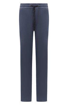 Мужской хлопковые брюки JAMES PERSE темно-серого цвета, арт. MXA1161 | Фото 1