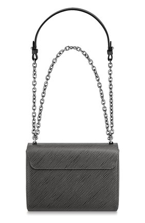 Женская сумка twist LOUIS VUITTON темно-серого цвета, арт. M56530 | Фото 2