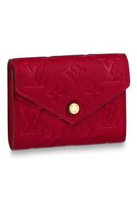 Кожаный кошелек Victorine | Фото №1