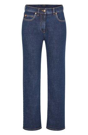Женские джинсы LOUIS VUITTON синего цвета, арт. 1A83TE | Фото 1