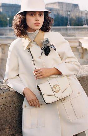 Женская сумка pont 9 LOUIS VUITTON бежевого цвета, арт. M55950 | Фото 2