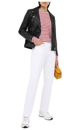 Женские комбинированные кроссовки valentino garavani shegoes VALENTINO белого цвета, арт. UW2S0AB1/MUC | Фото 2
