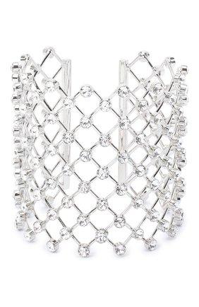 Женский браслет valentino garavani VALENTINO серебряного цвета, арт. UW2J0G55/WGL | Фото 1