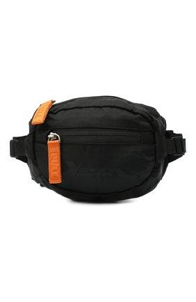 Женская поясная сумка HERON PRESTON черного цвета, арт. HWNA008E20FAB0011010 | Фото 1