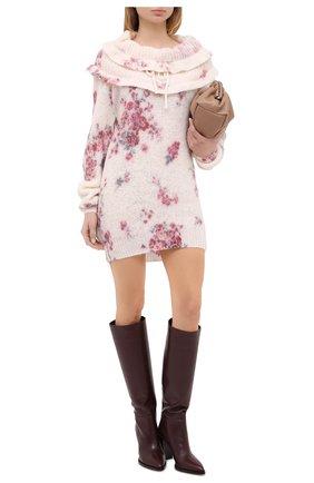 Женское платье PHILOSOPHY DI LORENZO SERAFINI разноцветного цвета, арт. A0484/5704 | Фото 2