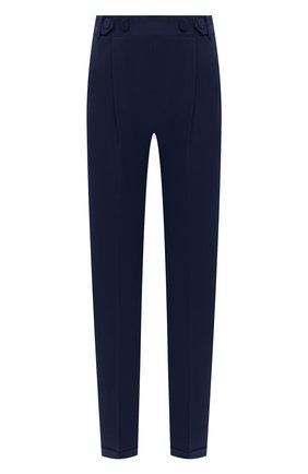 Женские брюки PHILOSOPHY DI LORENZO SERAFINI темно-синего цвета, арт. A0331/5753 | Фото 1