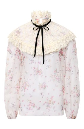 Женская блузка PHILOSOPHY DI LORENZO SERAFINI разноцветного цвета, арт. A0227/5750 | Фото 1
