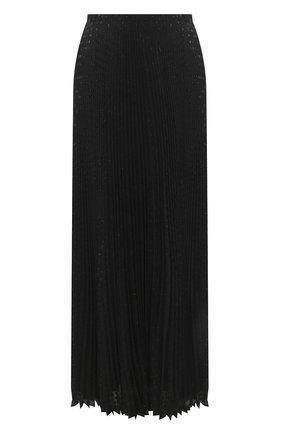 Женская юбка-макси PHILOSOPHY DI LORENZO SERAFINI черного цвета, арт. A0108/5724   Фото 1