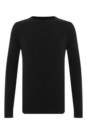 Мужской кашемировый джемпер ISABEL MARANT темно-серого цвета, арт. PU1427-20A048H/C0NN0R | Фото 1