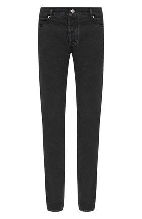 Мужские джинсы MAISON MARGIELA темно-серого цвета, арт. S50LA0169/S30642 | Фото 1