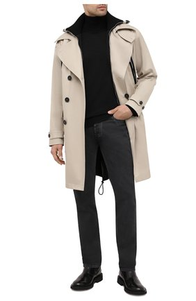 Мужские джинсы MAISON MARGIELA темно-серого цвета, арт. S50LA0169/S30642 | Фото 2