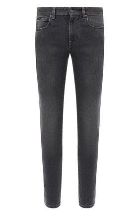 Мужские джинсы Z ZEGNA темно-серого цвета, арт. VV772/ZZ530 | Фото 1