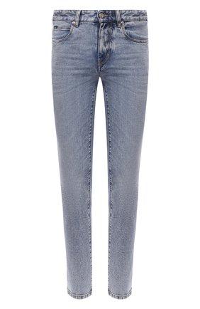 Мужские джинсы Z ZEGNA голубого цвета, арт. VV771/ZZ530 | Фото 1