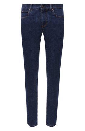 Мужские джинсы Z ZEGNA синего цвета, арт. VV760/ZZ530 | Фото 1