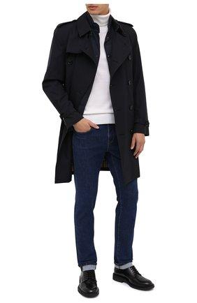 Мужские джинсы Z ZEGNA синего цвета, арт. VV760/ZZ530 | Фото 2