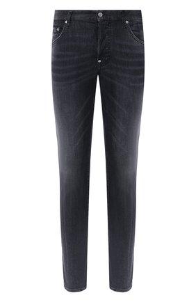Мужские джинсы DSQUARED2 темно-серого цвета, арт. S74LB0789/S30503 | Фото 1