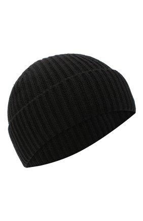 Мужская комплект из шапки и перчаток DSQUARED2 черного цвета, арт. KNM0048 05M02252 | Фото 2